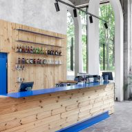 FanFood restaurant by Mast