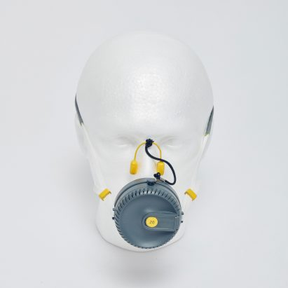 Fire Evacuation Breathing Apparatus by Rimal Bhatt