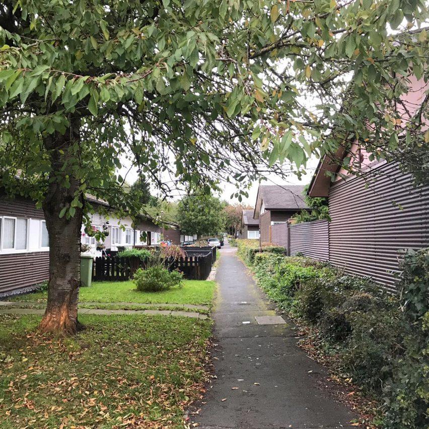 Norman Foster social housing