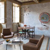 Gabriele Salini transforms historic palazzo into G-Rough hotel in Rome