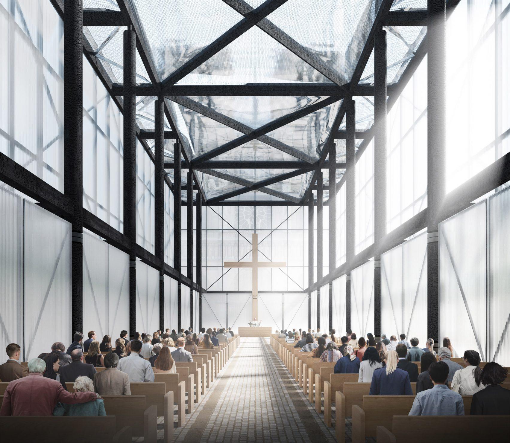 Pavilion Notre-Dame by Gensler