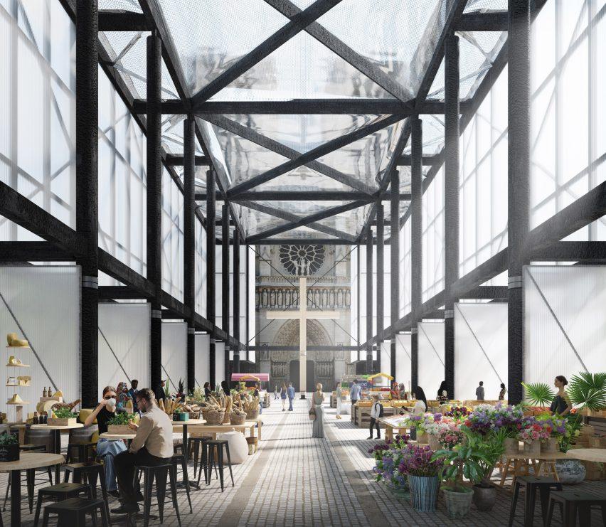 Pavillon Notre-Dame by Gensler