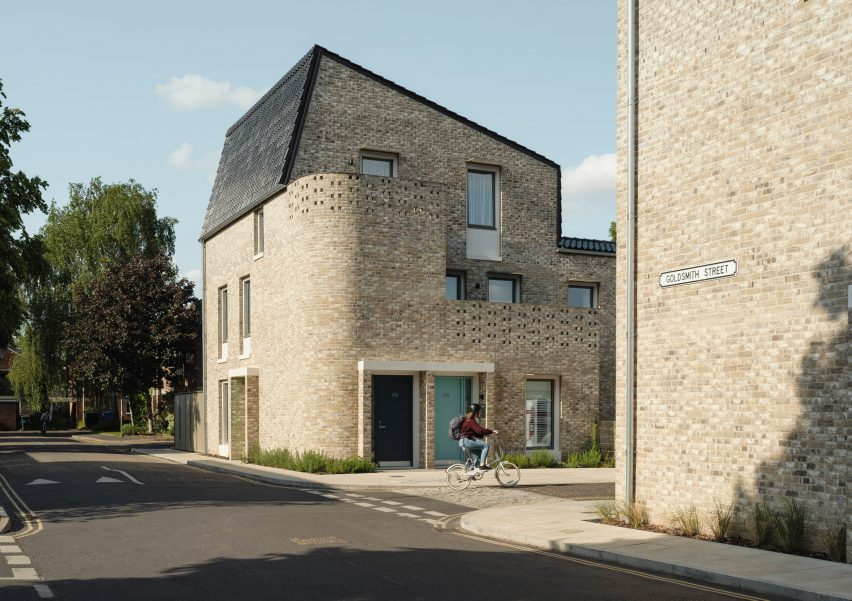 Stirling Prize 2019 shortlist: Goldsmith Street by Mikhail Riches and Cathy Hawley