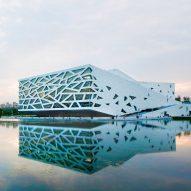 Henning Larsen completes Hangzhou Yuhang Opera