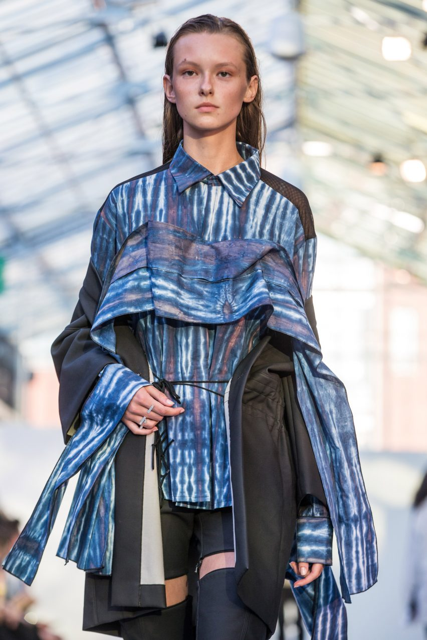 Shohei at Helsinki Fashion Week 2019