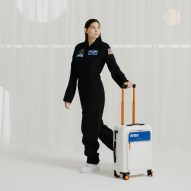 Horizn Studios and Alyssa Carson create luggage for space travel