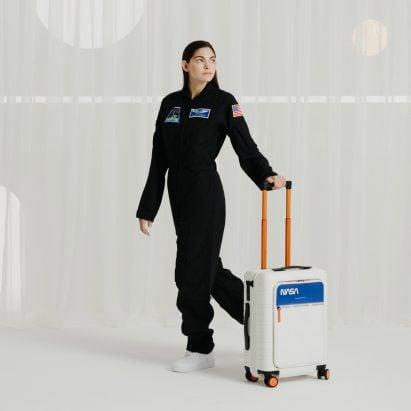 Horizn Studios y Alyssa Carson crean equipaje para viajes espaciales