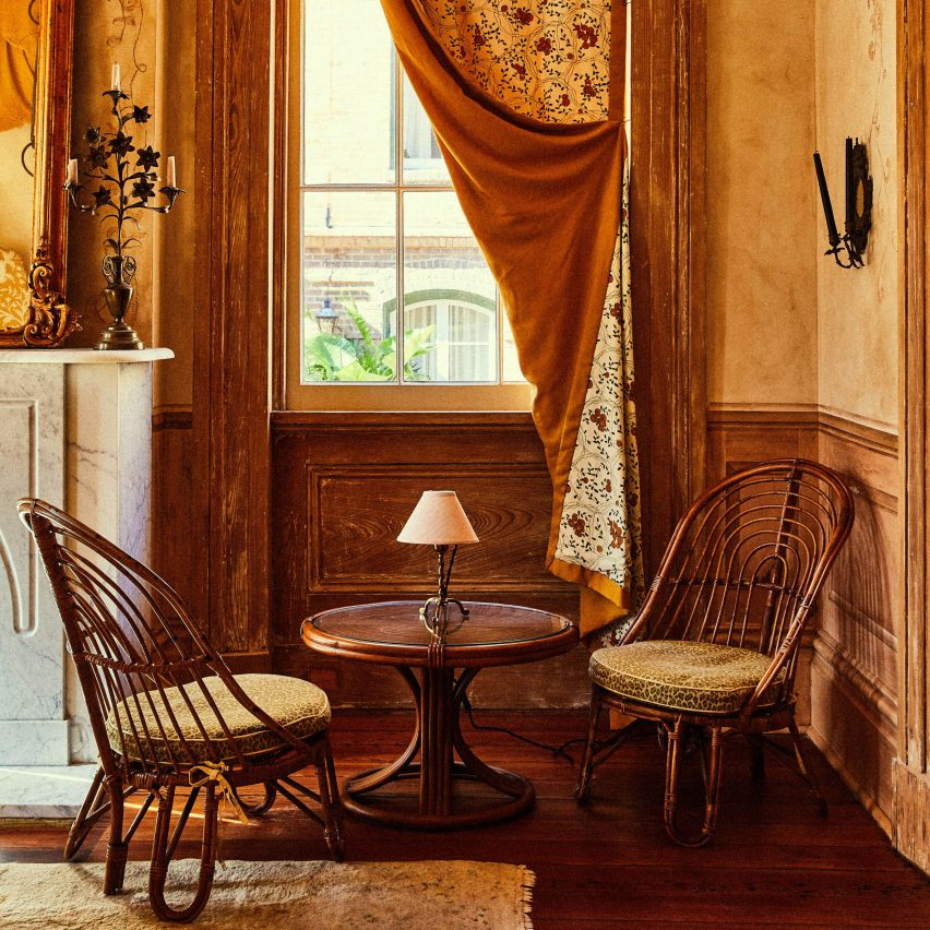 19th-century schoolhouse, convent and church become Hotel Peter and Paul in New Orleans