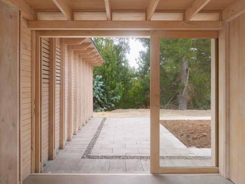 House in El Peumo, Chile by Cristian Izquierdo Hehmann