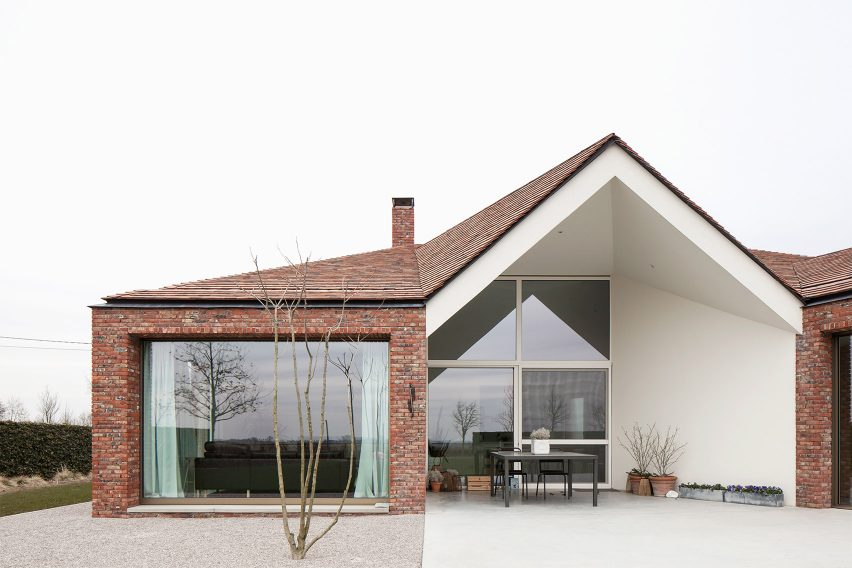 House TL by WE-S Architecten