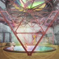 June Tong envisions thermal bath powered by Arctic cruise ship waste