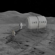 The Remnant lunar surface habitat by Instarz