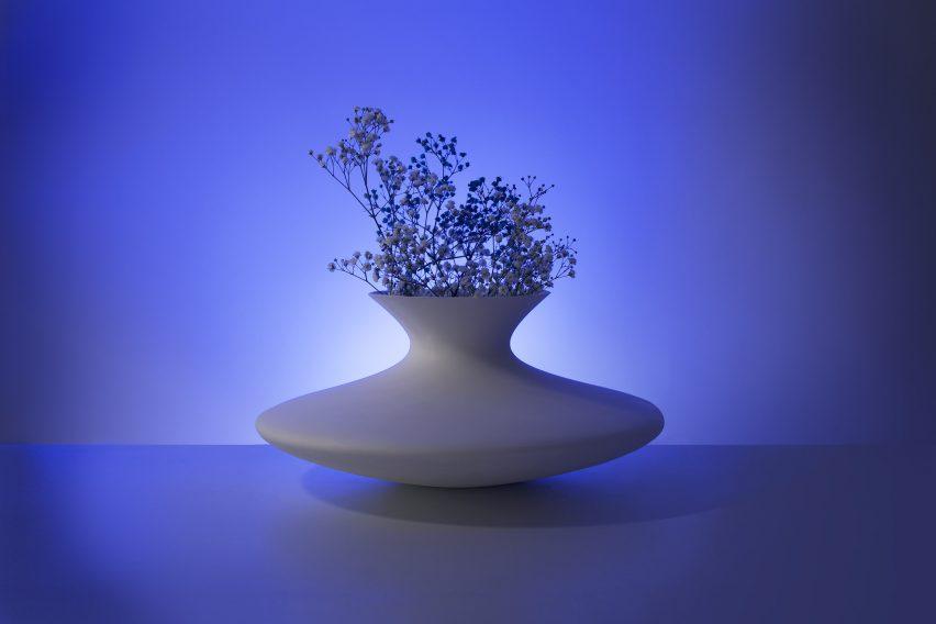 Studio José de la O reveals objects designed by brainwaves