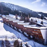 Charlotte Perriand's Les Arcs ski resort celebrates 50 years