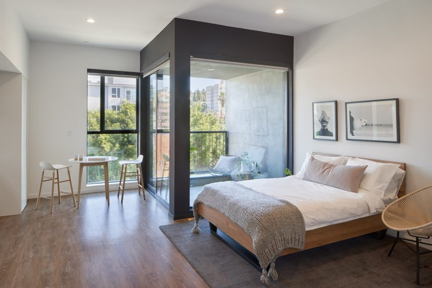 Line Lofts in Los Angeles, California by SPF:architects
