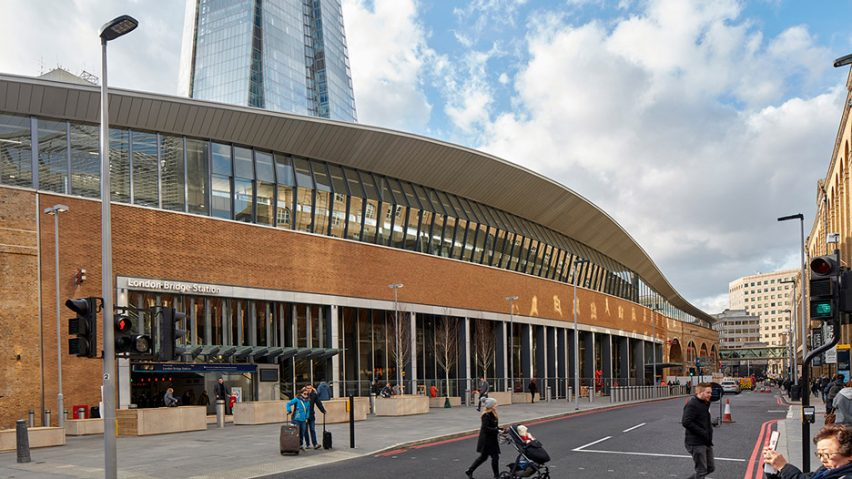 A bored Boris Johnson demanded that Grimshaw Architects jazz up their London Bridge Station re-design when he was Mayor of London, suggesting they should decorate it with gargoyles