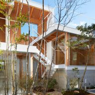 Loop House by Tomohiro Hata Architect and Associates