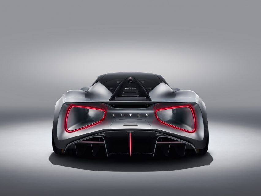 "Lotus Evija is the ""world's first"" fully electric British hypercar"