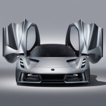 """Lotus Evija is the """"world's first"""" fully electric British hypercar"""