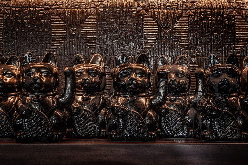 Lucky Cat restaurant by AfroditiKrassa