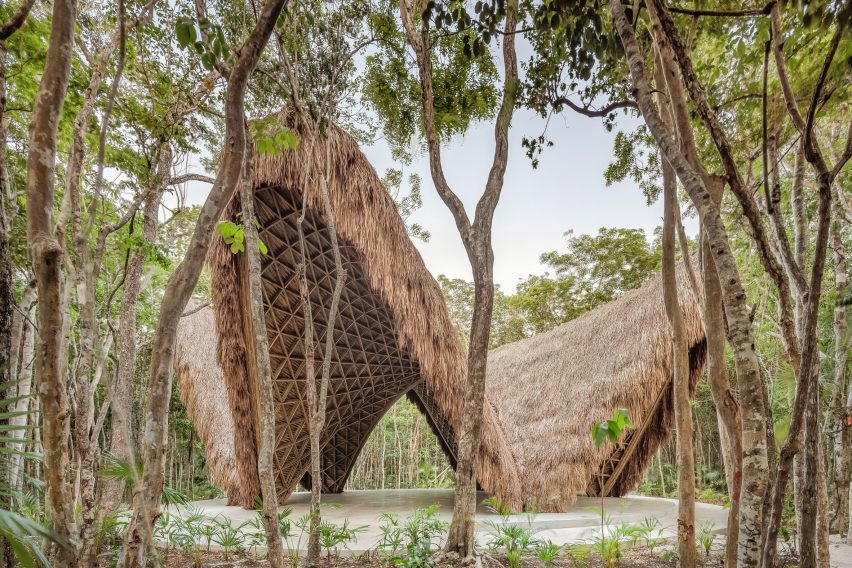 Luum Temple Tulum by CoLab Design Office