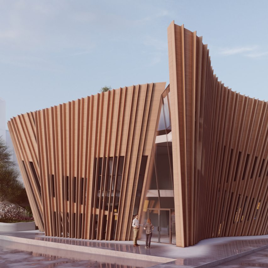 Maggie's Centre Hampstead by Daniel Libeskind