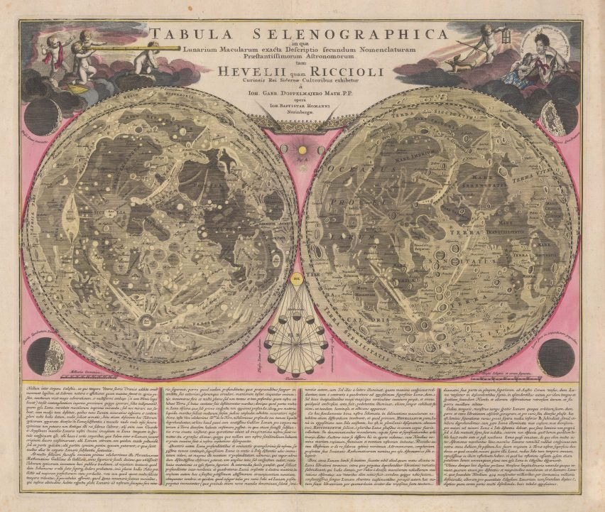 Mapping of the Moon marks moon landing with exhibition of ...