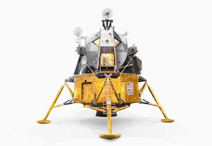 Moon landing 50th anniversary: Benedict Redgrove photographs NASA archives