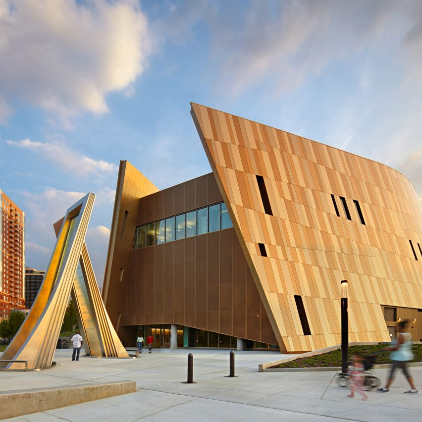 Seven projects by architect Philip Freelon that champion diversity and inclusion