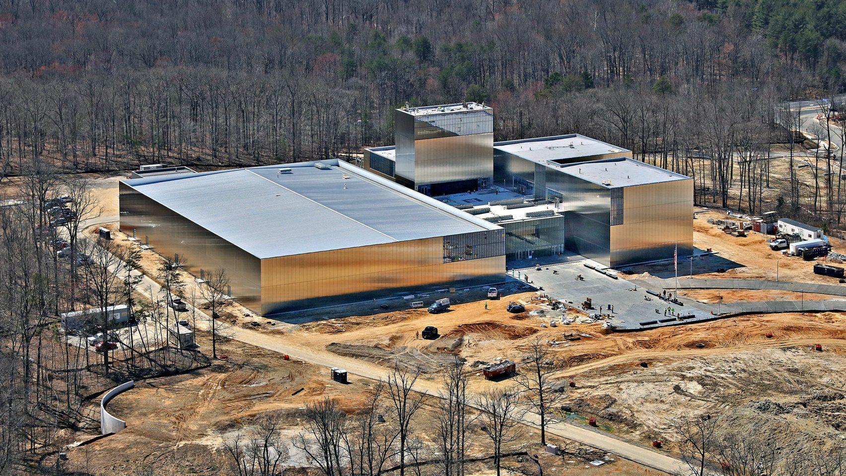 Музей Армии США в Вирджинии