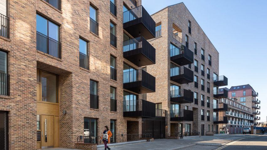 Shortlist for RIBA's 2019 Neave Brown Award for Housing