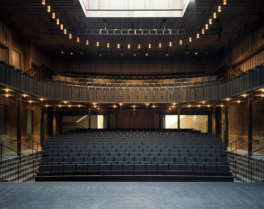 Stirling Prize 2019 shortlist: Nevill Holt Opera by Witherford Watson Mann Architects