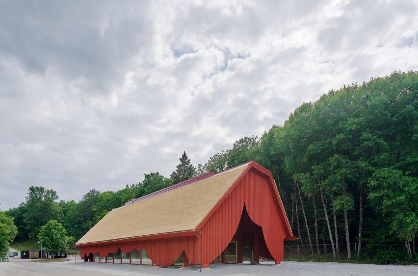 Outdoor Eriksberg at Eriksberg Hotel & Nature Reserve by Sandellsandberg in Sweden