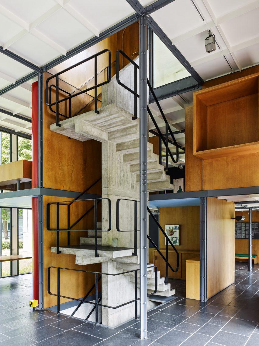 Pavilion Le Corbusier reopens in Zurich