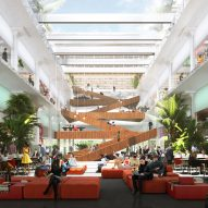 OMA to transform Houston post office into entertainment complex