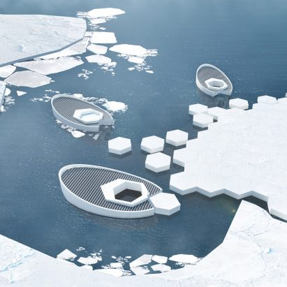 Re-freezing the Arctic geoengineering project by Faris Rajak Kotahatuhaha