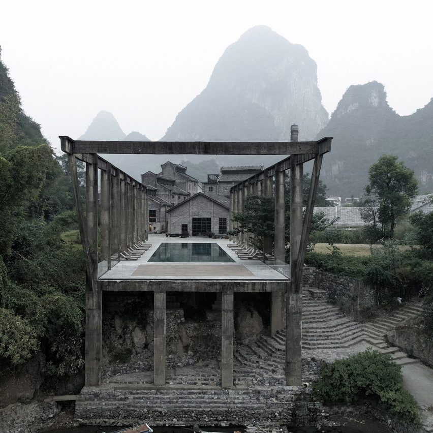 Best remote hotels: Alila Yangshuo