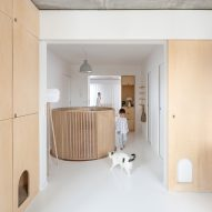 SABO Project creates family-friendly Sacha apartment in Paris