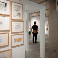 Cartoon Museum, London, by Sam Jacob Studio