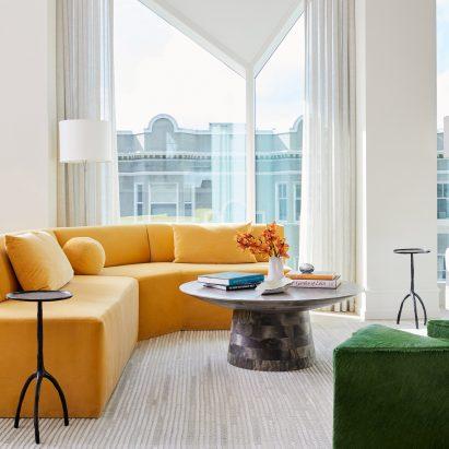 San Francisco apartment by Jennifer Robin Interiors