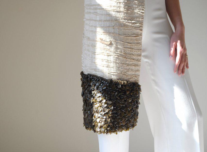 jasmine Linington seaweed girl couture