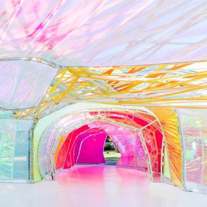 Second 爱博体育官网 Serpentine Pavilion by SelgasCano
