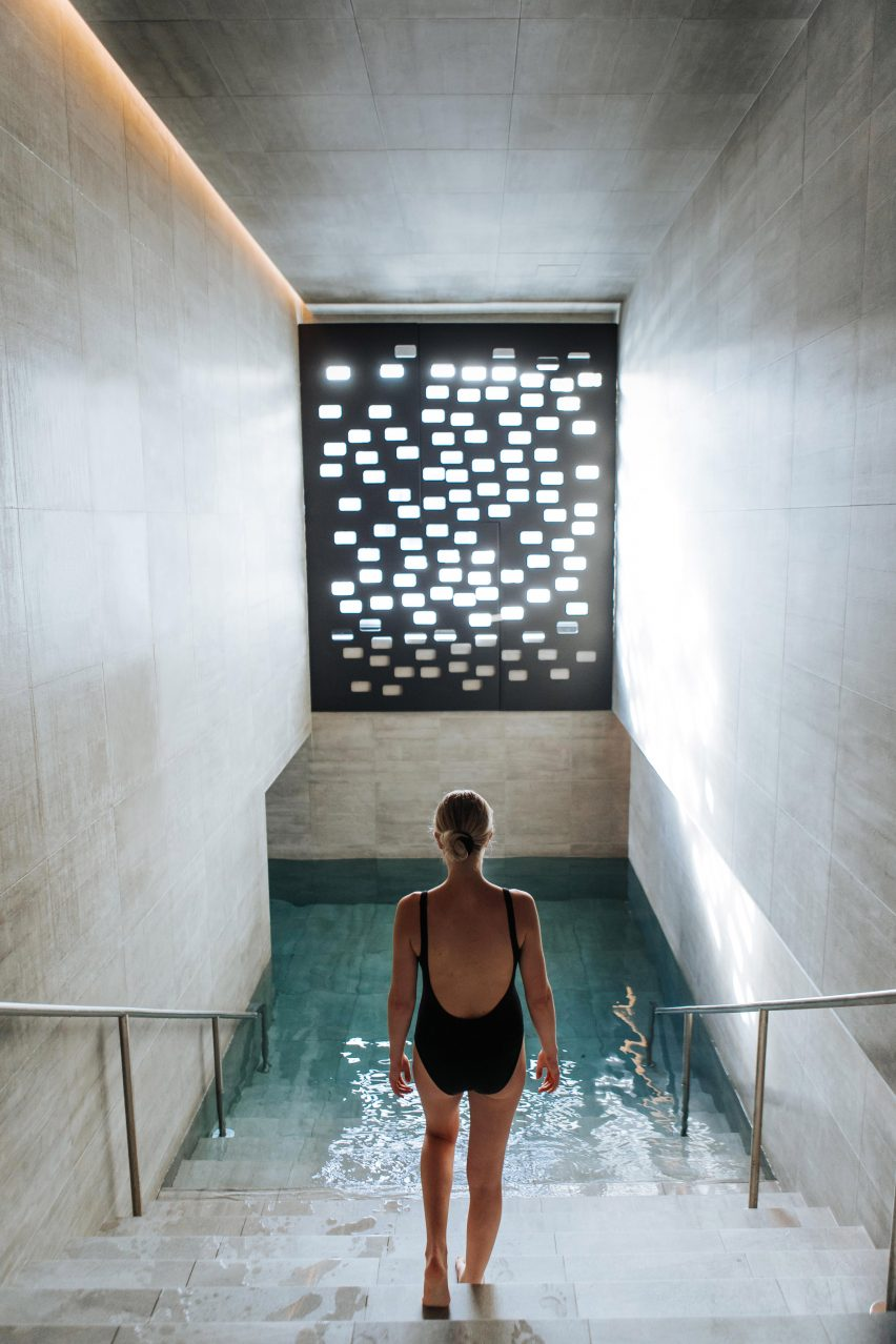 Strom Nordic Spa Old Quebec by LemayMichaud
