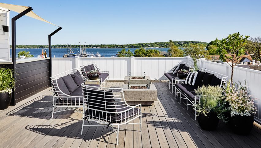 The Menhaden boutique hotel in Long Island, New York by Kristen Pennessi