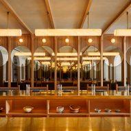 Lunar festival informed Studio Tack's design of Tsukimi restaurant in New York