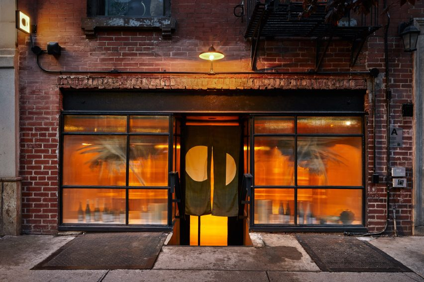 Tsukimi Restaurant in New York City by Studio Tack