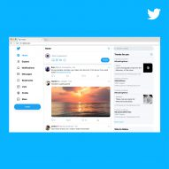 Twitter redesigns website for first time in seven years