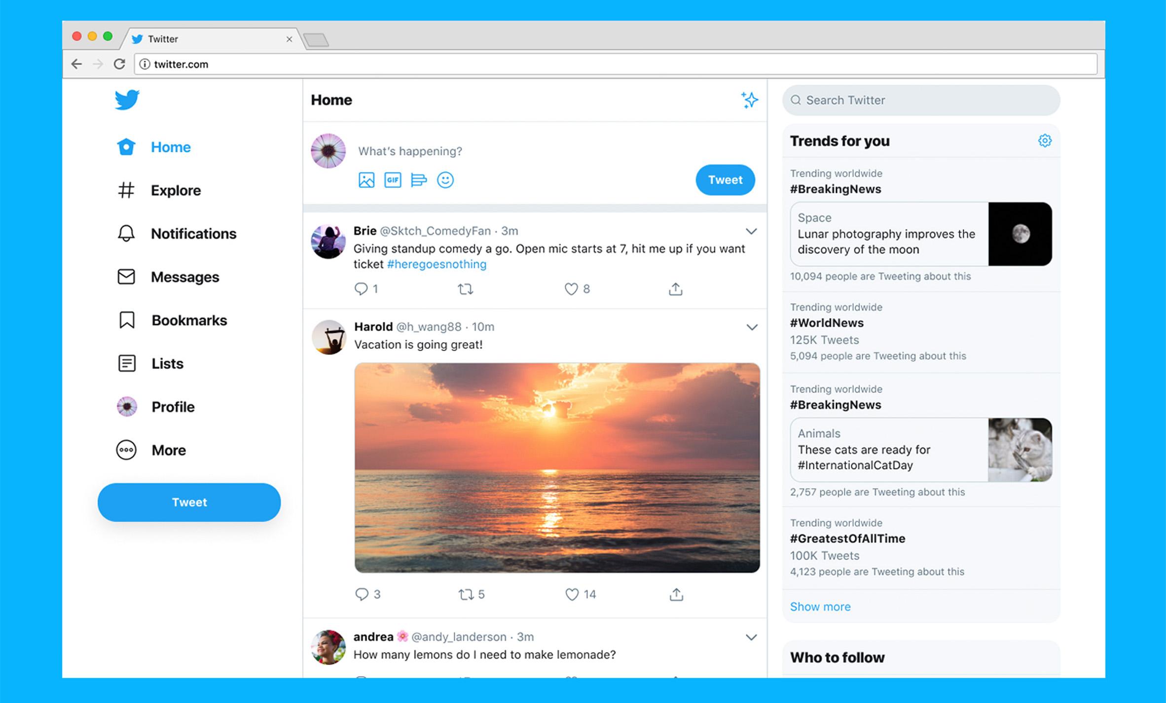 Twitter cambia las reglas para retuitear mensajes