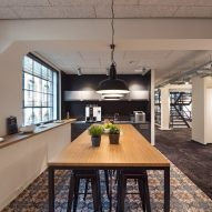 Factory No09 office by Villeroy & Boch