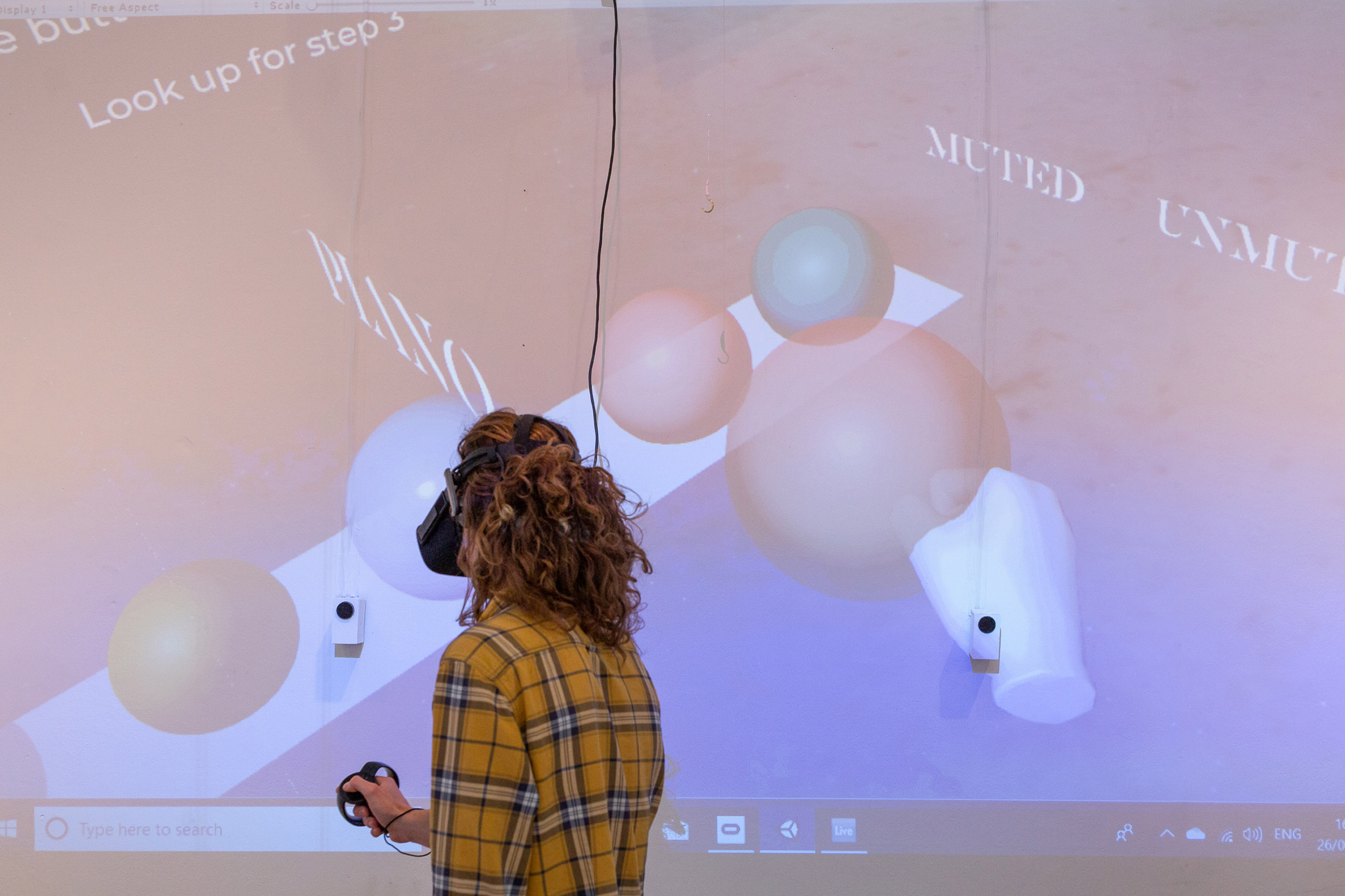 Volta is a virtual reality audio production tool by Royal College of art graduate Alex Kane